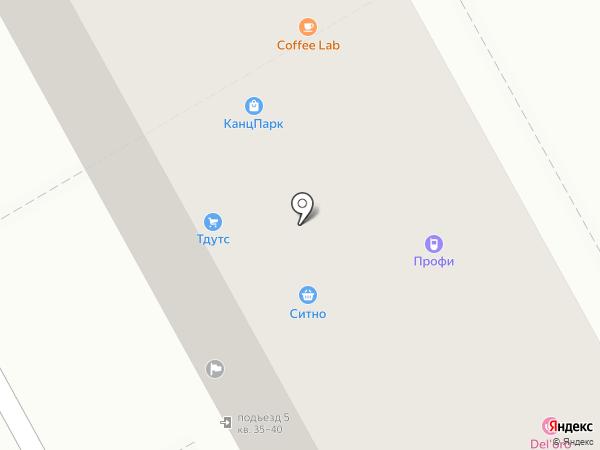 Мастер Sound на карте Челябинска