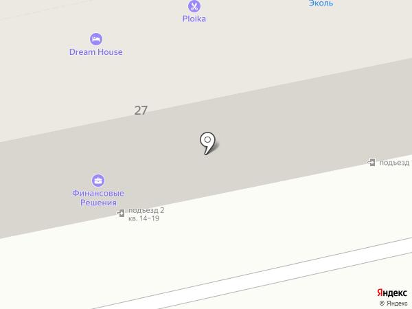 Том Клайм на карте Челябинска