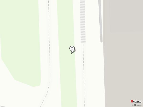 ЮПЦ на карте Челябинска