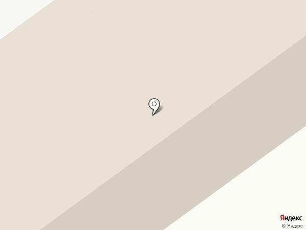 Энерго-Инвест на карте Челябинска