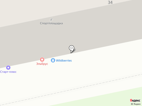 Перsона на карте Челябинска
