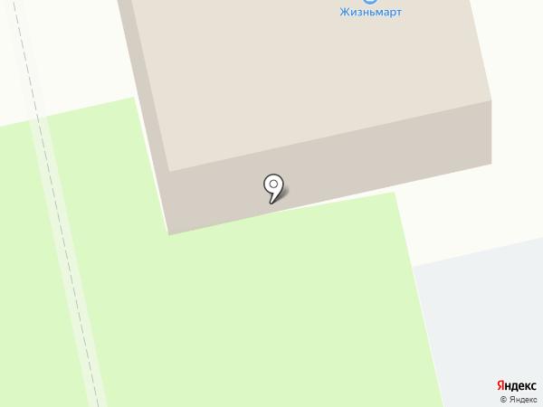 Банкомат, Русфинанс Банк на карте Челябинска