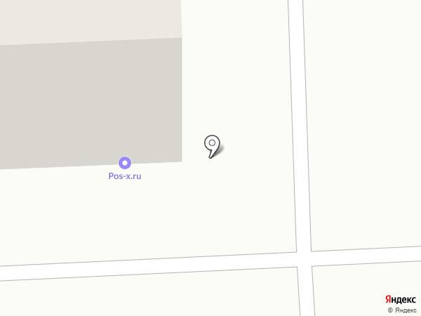 Продовольственный магазин на карте Челябинска