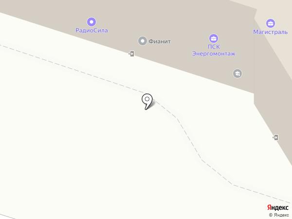 Апекс на карте Челябинска
