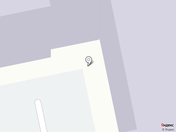 Кристэль на карте Челябинска
