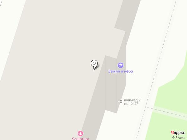 DSART на карте Челябинска