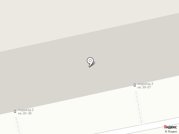 ЭДС на карте Челябинска