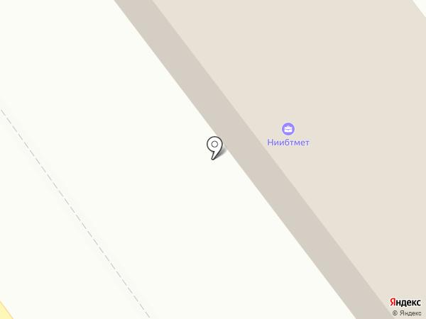 УралМетТранс на карте Челябинска