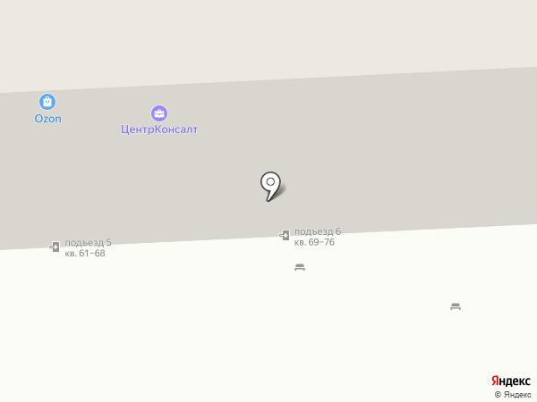 Крылья на карте Челябинска