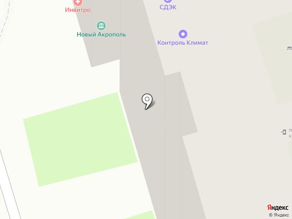 Пром-Оборудование на карте Челябинска