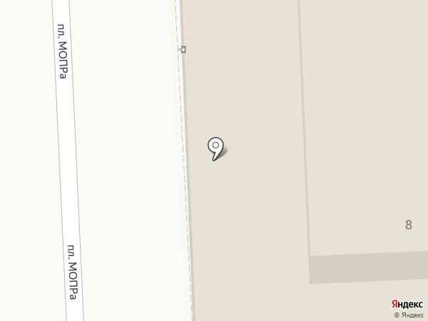 Свои люди на карте Челябинска