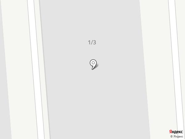 Аква на карте Челябинска