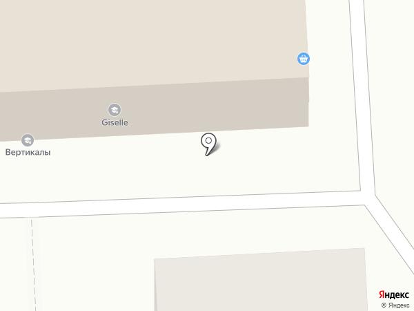 Магазин овощей на карте Челябинска
