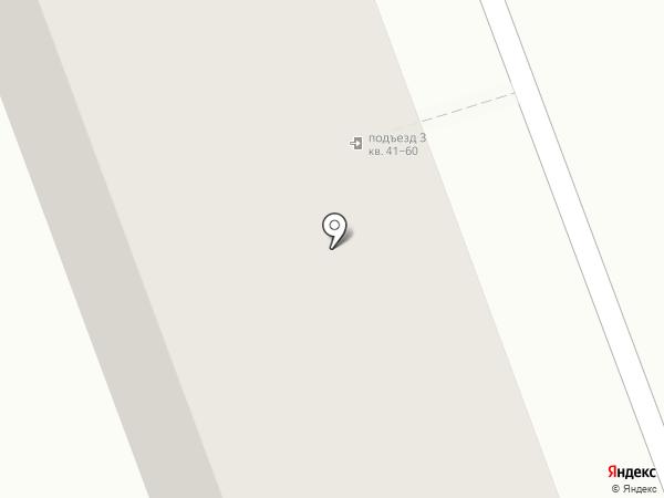Валентина на карте Челябинска