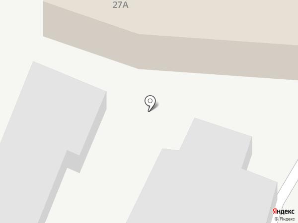 Карлсон на карте Челябинска