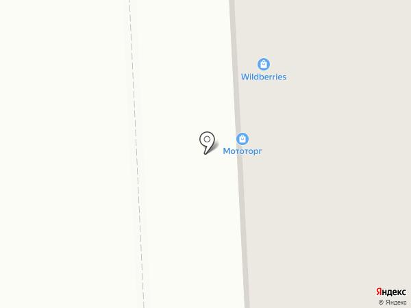 1 Дюйм на карте Челябинска