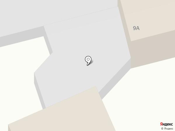 Ананэ на карте Челябинска