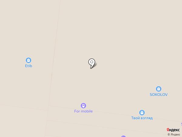 Mango на карте Челябинска