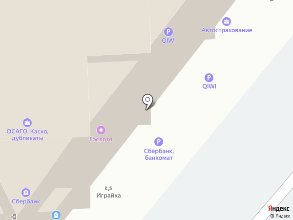 Cyberplat на карте Челябинска