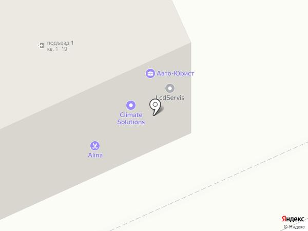 ТехноСервис на карте Челябинска