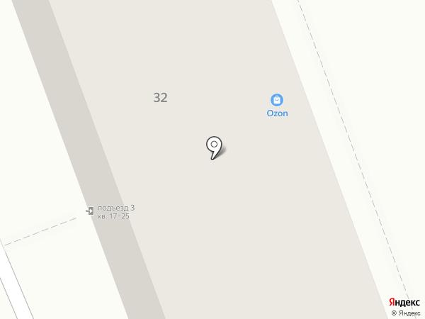 Авиагруз на карте Челябинска