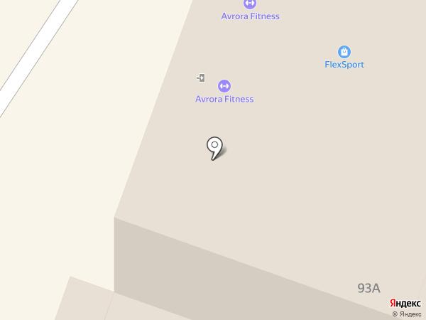 Комиссионный магазин на карте Челябинска