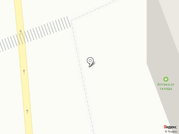 Элика на карте Челябинска