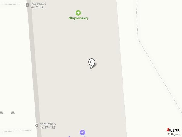 АКБ МосУралБанк на карте Челябинска