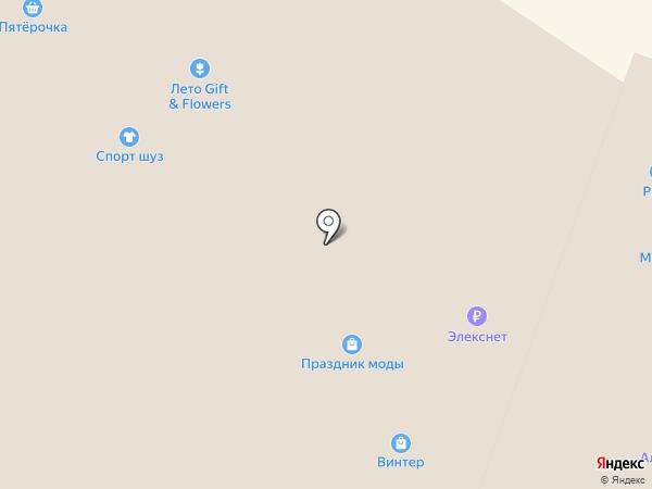 Фотоцентр на карте Челябинска