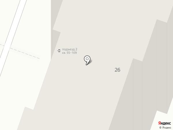 ФОСТ на карте Челябинска