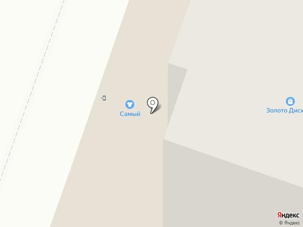 Ривком на карте Челябинска