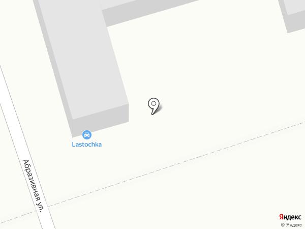 KrasAuto на карте Челябинска
