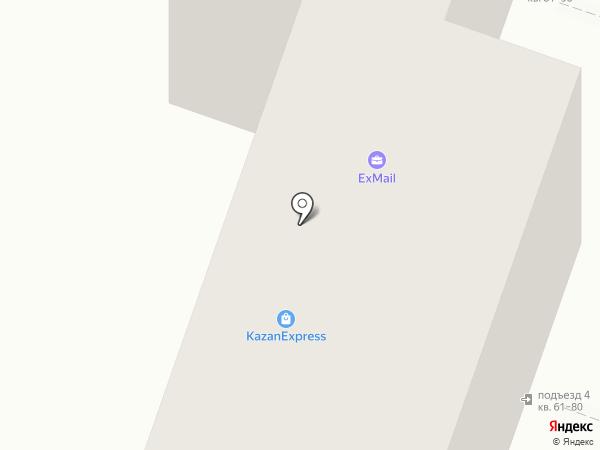 Банкомат, АКБ РОССИЙСКИЙ КАПИТАЛ на карте Челябинска