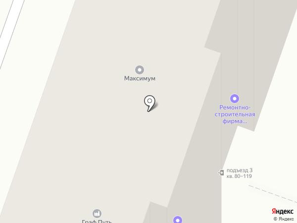 Челябинское инструментальное снабжение на карте Челябинска