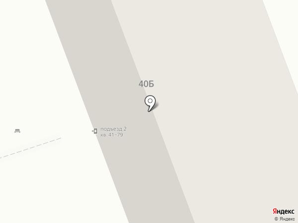 Юником-С на карте Челябинска