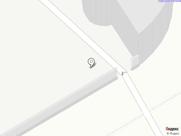 Эрта на карте Челябинска