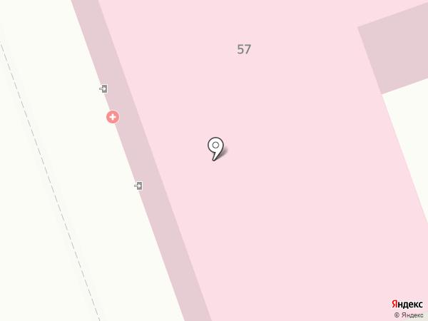 Согаз-Мед на карте Челябинска
