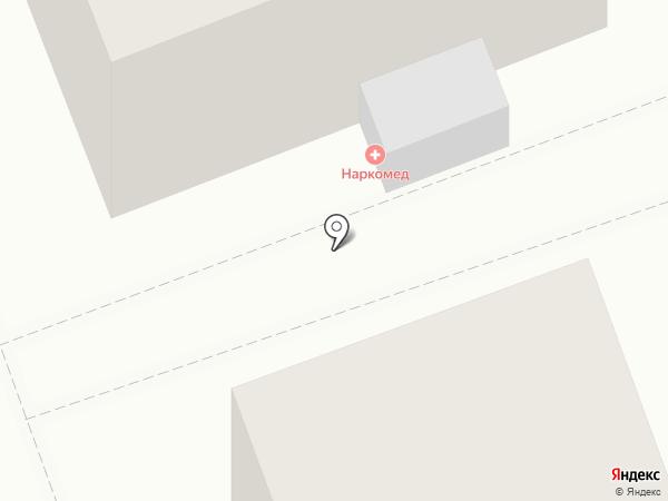 БАРБАРИКИ на карте Челябинска