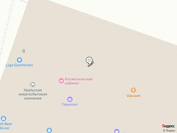 Центр Эффективной Логистики на карте Челябинска