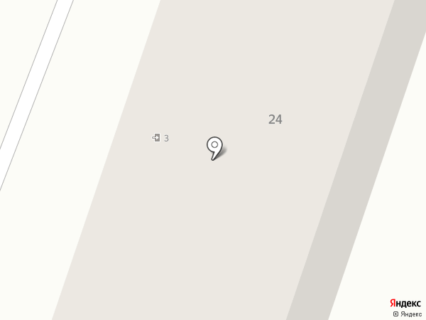 Ланкор на карте Челябинска