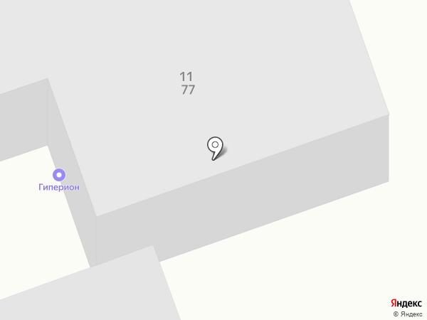 НАНО-МОНТАЖ на карте Челябинска