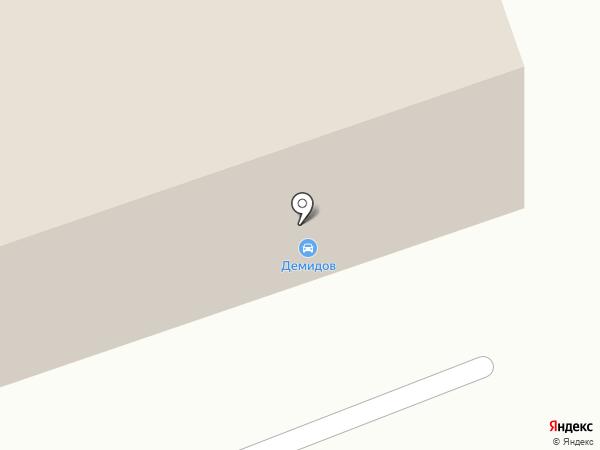 ПромСтройРегион на карте Челябинска