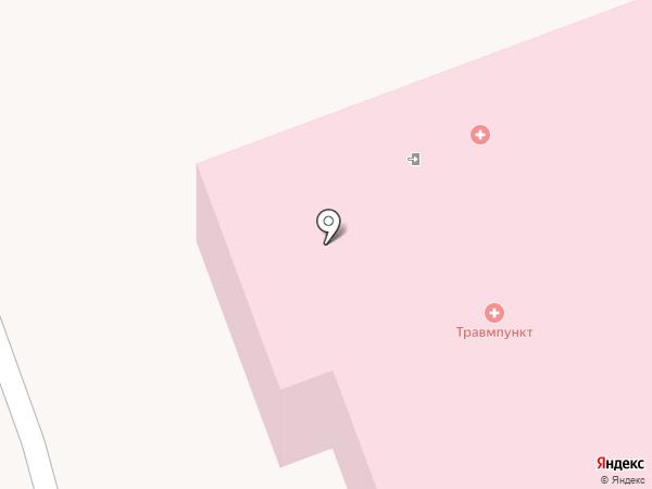 Городская клиническая больница №8 на карте Челябинска