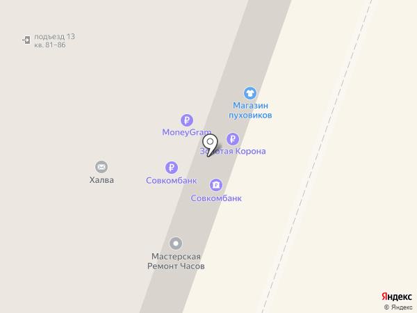 Пивной домик на карте Челябинска