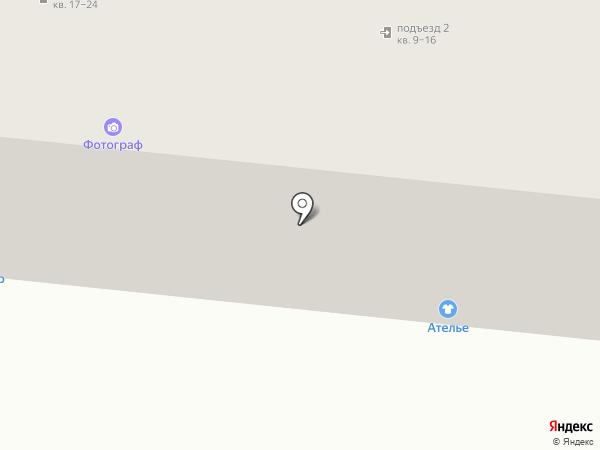 Паркет-Маркет на карте Челябинска