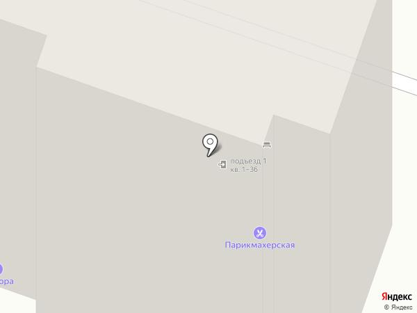 Коммунальный сервис на карте Челябинска