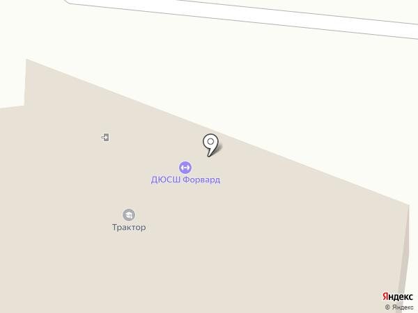 Аква Спорт Сервис на карте Челябинска