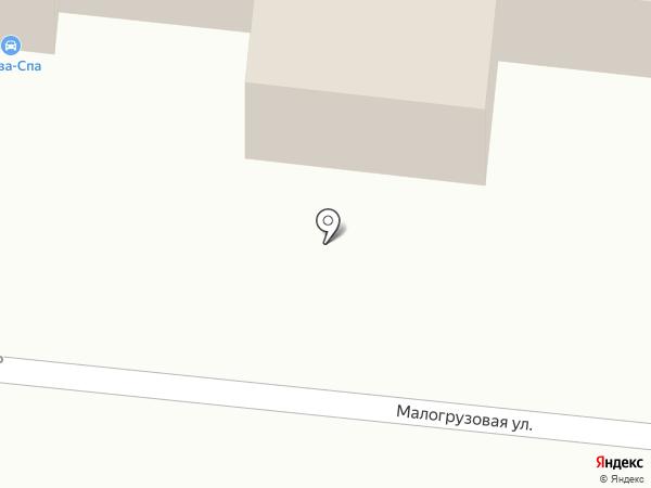 ADEA на карте Челябинска