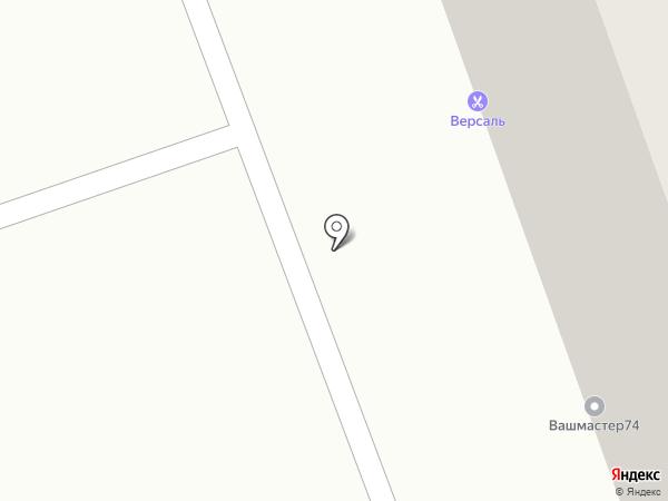 Сервис24 на карте Челябинска