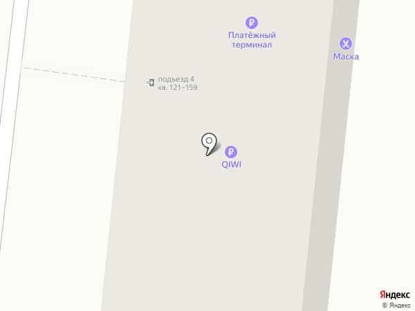 D`Leo на карте Челябинска